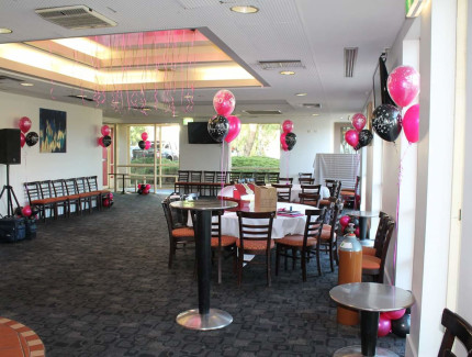 Deer Park Hotel for hosting your function occasions