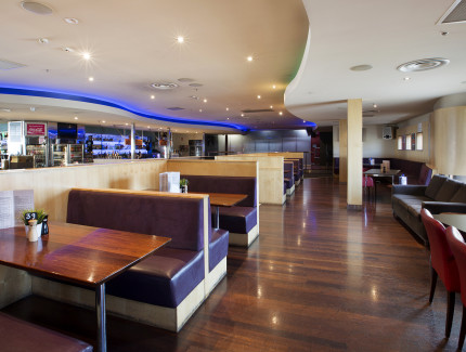 Cosy comfort for social gathering or function occasion at Victoria Hotel