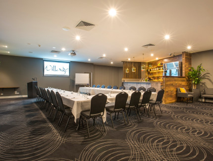 Host your function in style at the Village Green Hotel
