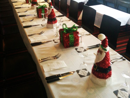 Celebrate your end of year function at Centenary Tavern