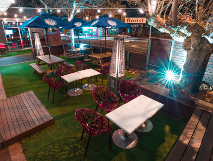 Host your next function at the Boundary Hotel