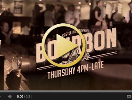 Watch our Bourban Bar video