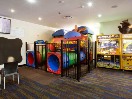 Kids playground great for parties and family dining fun in Colyton