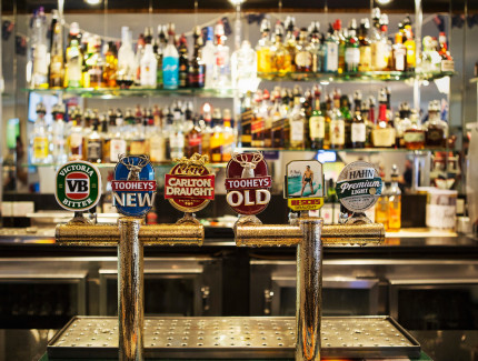 Jamison Hotel has your favourite beers on tap
