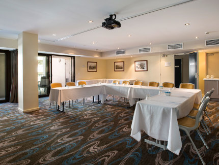 Corporate function space at the Sands Hotel in Narrabeen