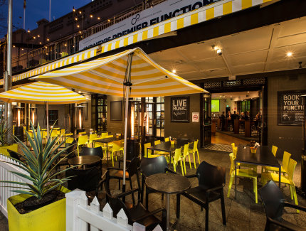 The Woolloomooloo Bay Hotel is your premier function venue in Sydney
