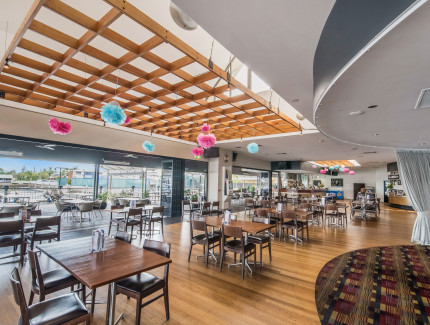 Kawana Waters Hotel offers family friendly dining