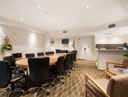 The Mermaid Waters Suite is perfect for small functions of conferences