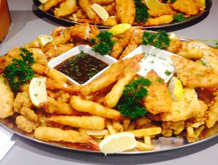 Platters Available to Order