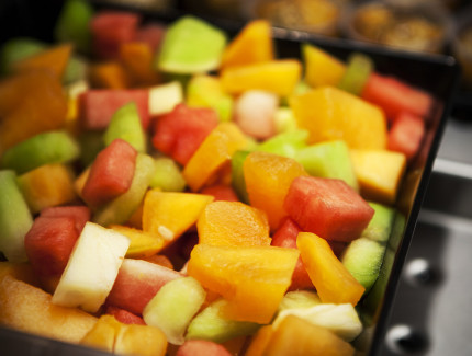 Refreshing fresh food for function buffet events at Redbank Plains