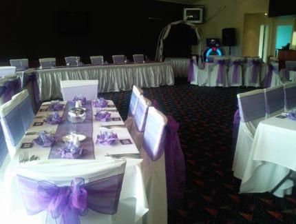 We can cater for a variety of events including small weddings at Springfield Tavern