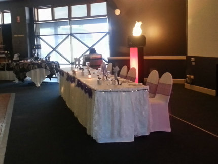 The Salibury Hotel for your function event