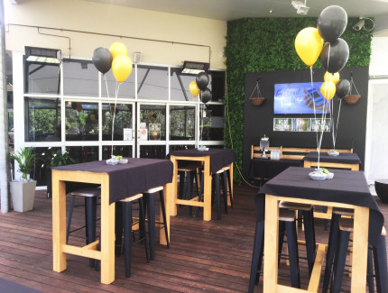 Celebrate your next special occasion at Victoria Point Tavern