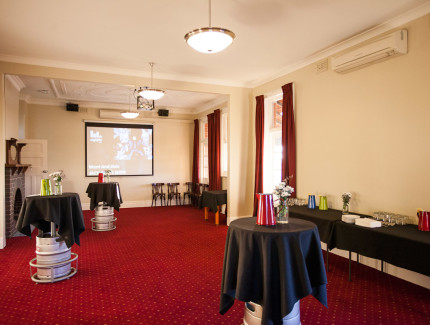 Host your next function occastion at Balmoral Hotel