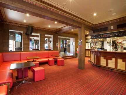 Function space available for social events in Berwick
