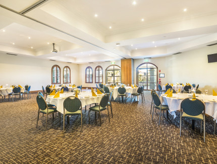 Host your next function at the Sands Hotel