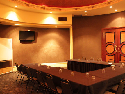 The Boardroom is perfect for corporate functions in Chadstone