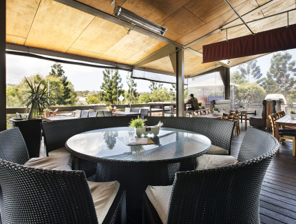 Pacific Pines Tavern caters for outdoor dining and function events