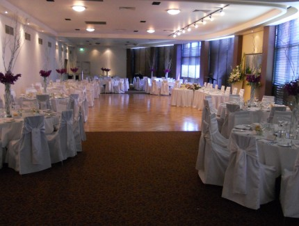 Another view of the Ballarto Function Room