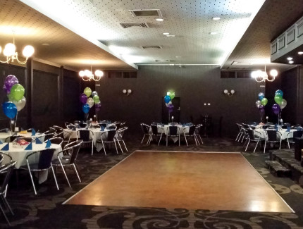 Book your next corporate or social function at the Skyways Hotel