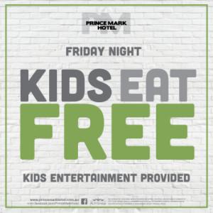 Friday Kids Eat Free