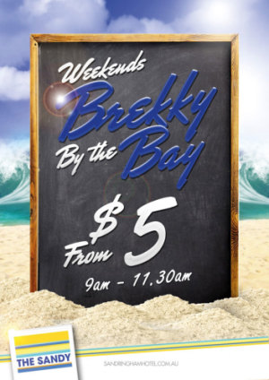 Brekky By The Bay