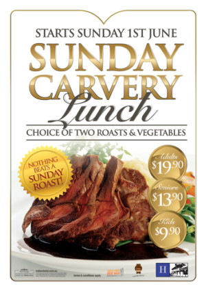 Sunday Carvery Lunch