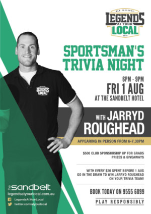 Sportsman's Trivia Night