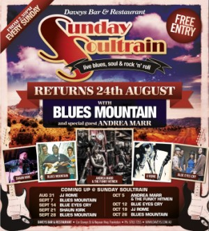 Sunday Soultrain is Back!