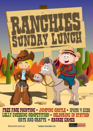Ranchies Sunday Lunch