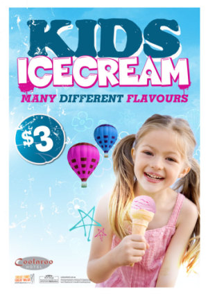 Kids Icecream