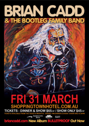 Brian Cadd and The Bootleg Family Band