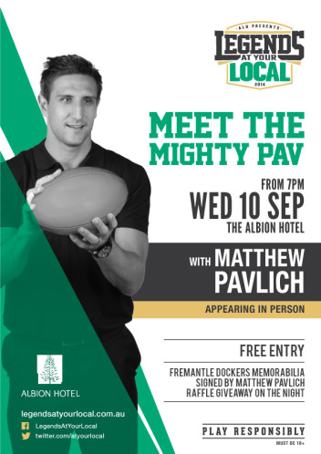 Meet the Mighty Pav